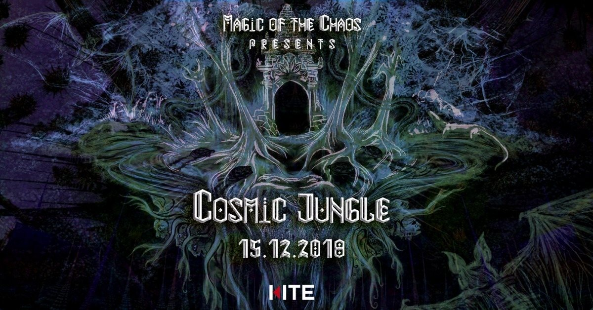 Cosmic Jungle 15 Dec '18, 21:00