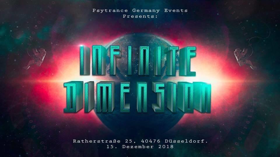 INFINITE DIMENSION w/Rematic Live (DÜSSELDORF) 15 Dec '18, 22:00