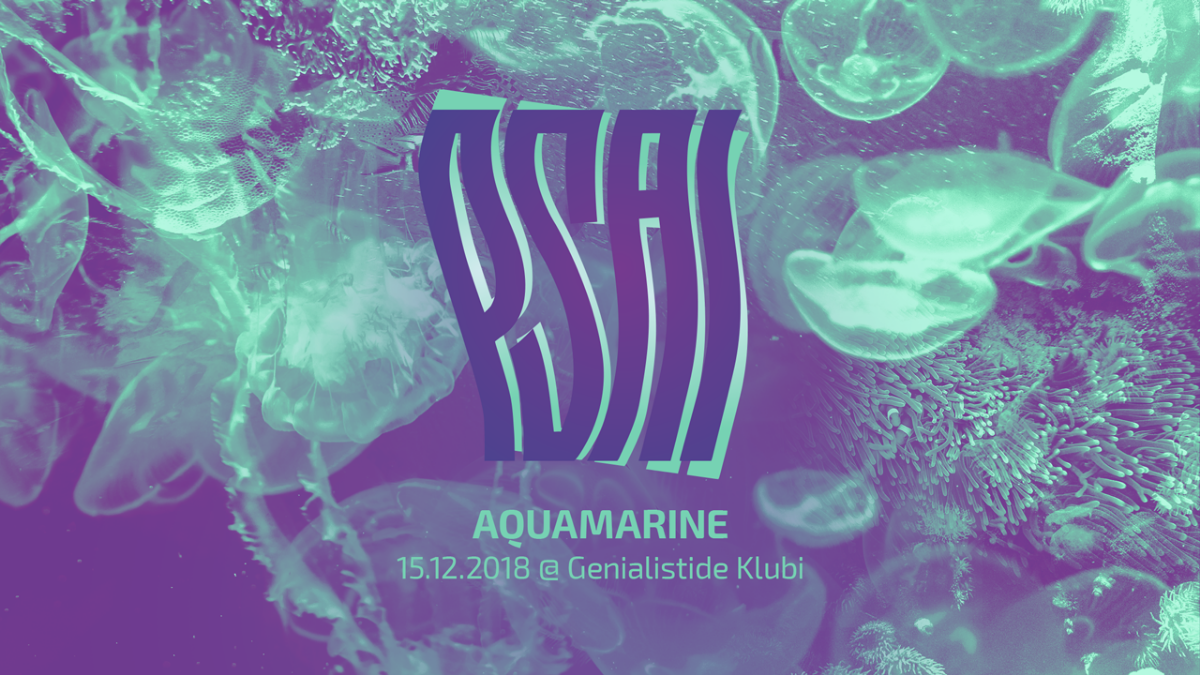 PSAI V: Aquamarine 15 Dec '18, 22:00