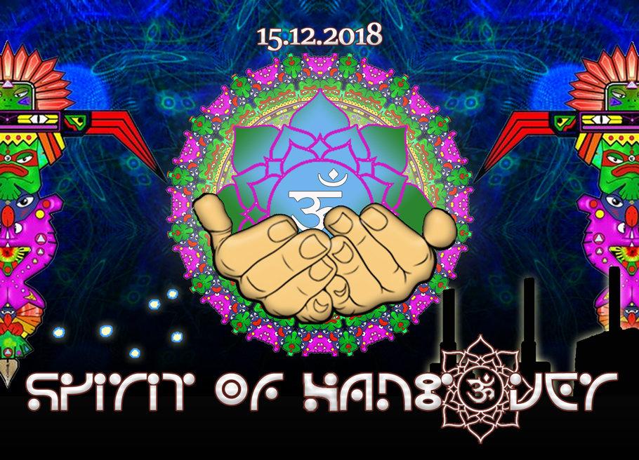 Spirit of Hangover 15 Dec '18, 23:00