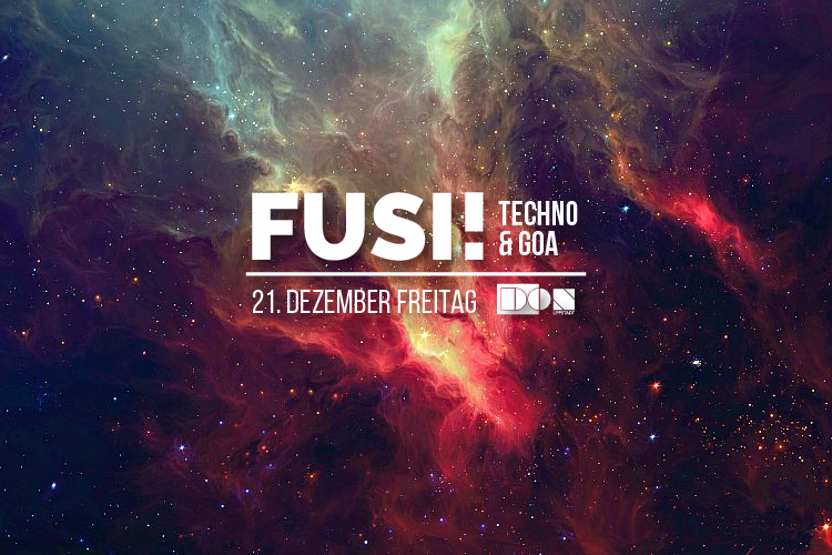 Fusi ॐ Techno & Goa: the last spiritual adventure in 2018 21 Dec '18, 23:00