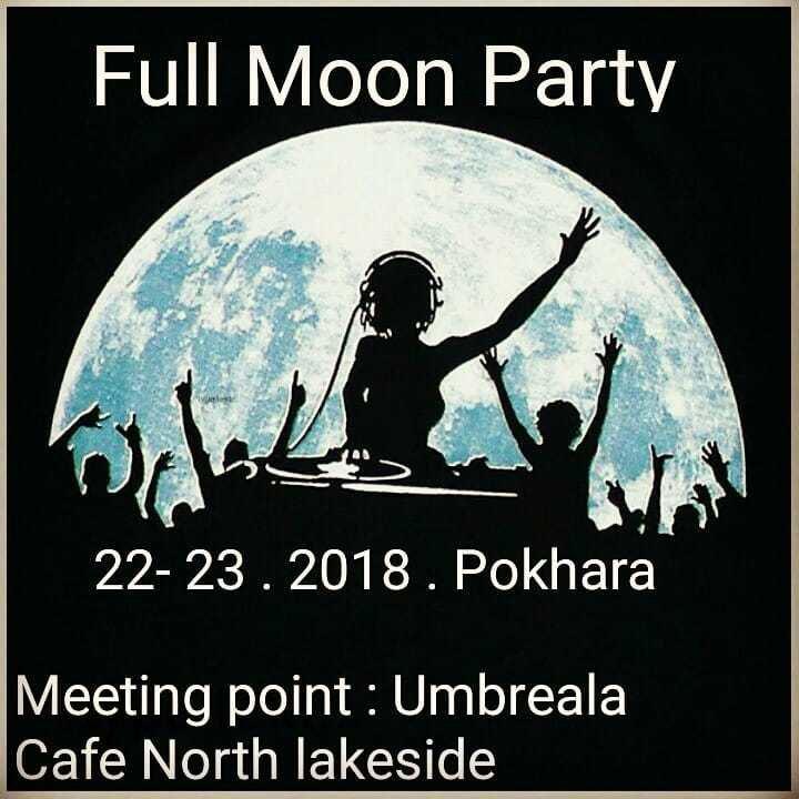 Full Moon Party 22 Dec '18, 01:00