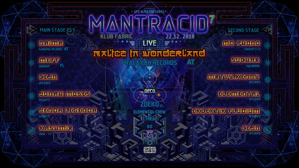 MANTRACID 7 22 Dec '18, 22:00