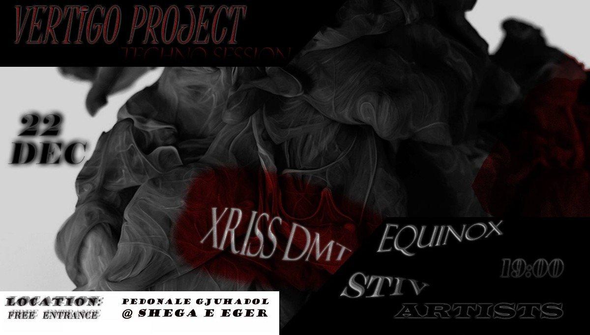 Vertigo Project Psy-Tech tek Shega e Eger 22 Dec '18, 18:00