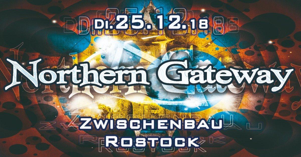 Northern Gateway - Xerox & Off Limits LIVE & xtra Darkfloor 25 Dec '18, 23:00