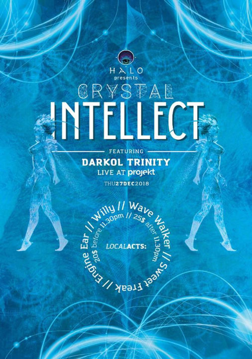 Crystal Intellect 27 Dec '18, 22:00