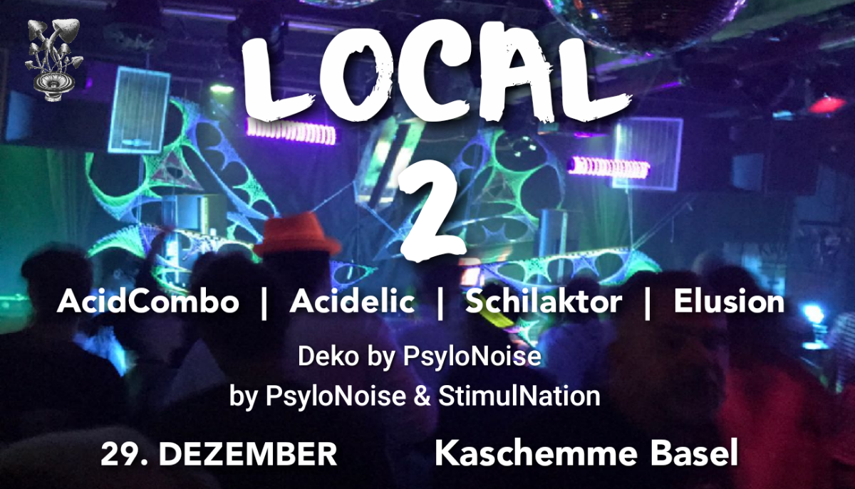 LOCAL II 29 Dec '18, 23:00