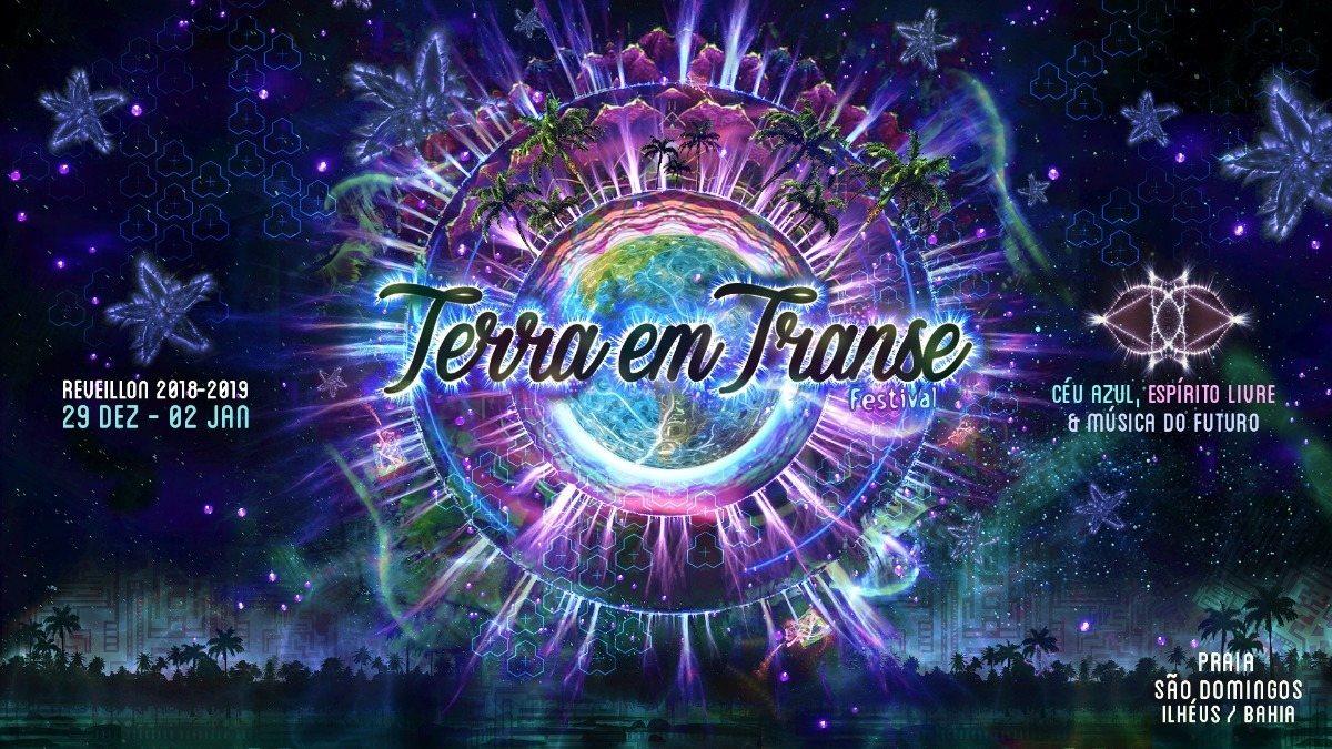Terra em Transe Festival 29 Dec '18, 18:00