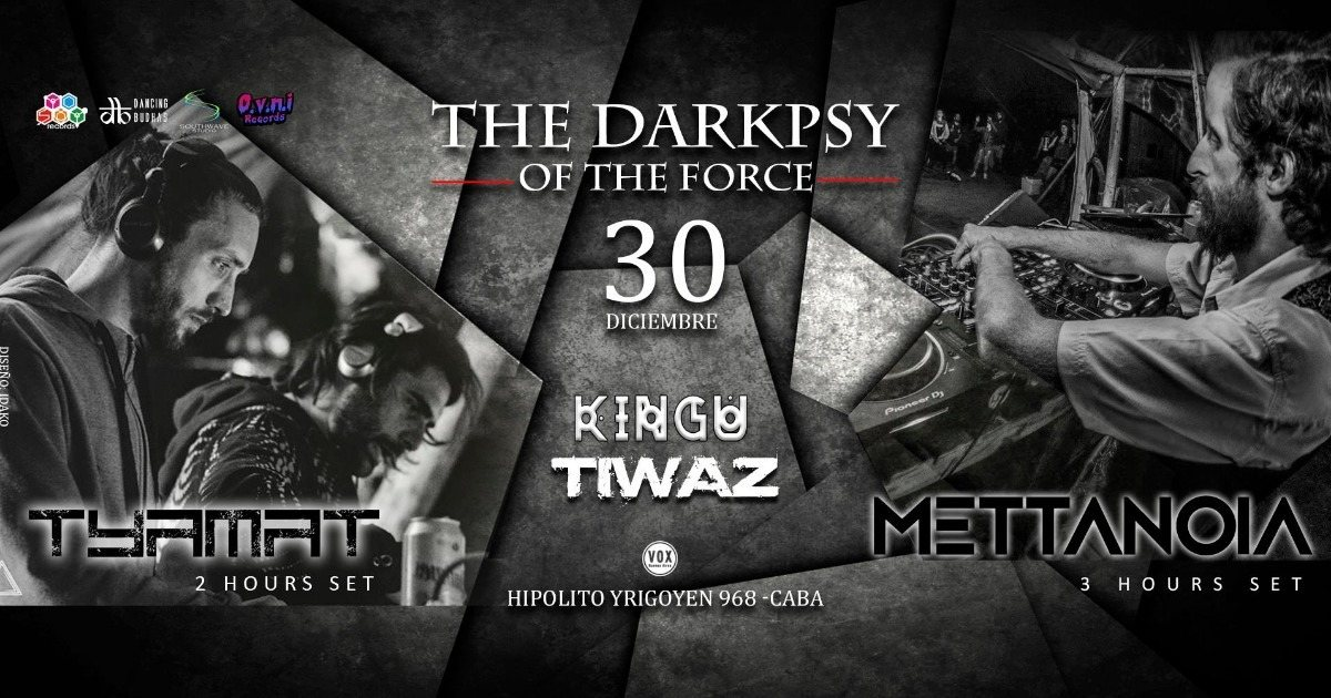 The Darkpsy of The Force 30 Dec '18, 23:30