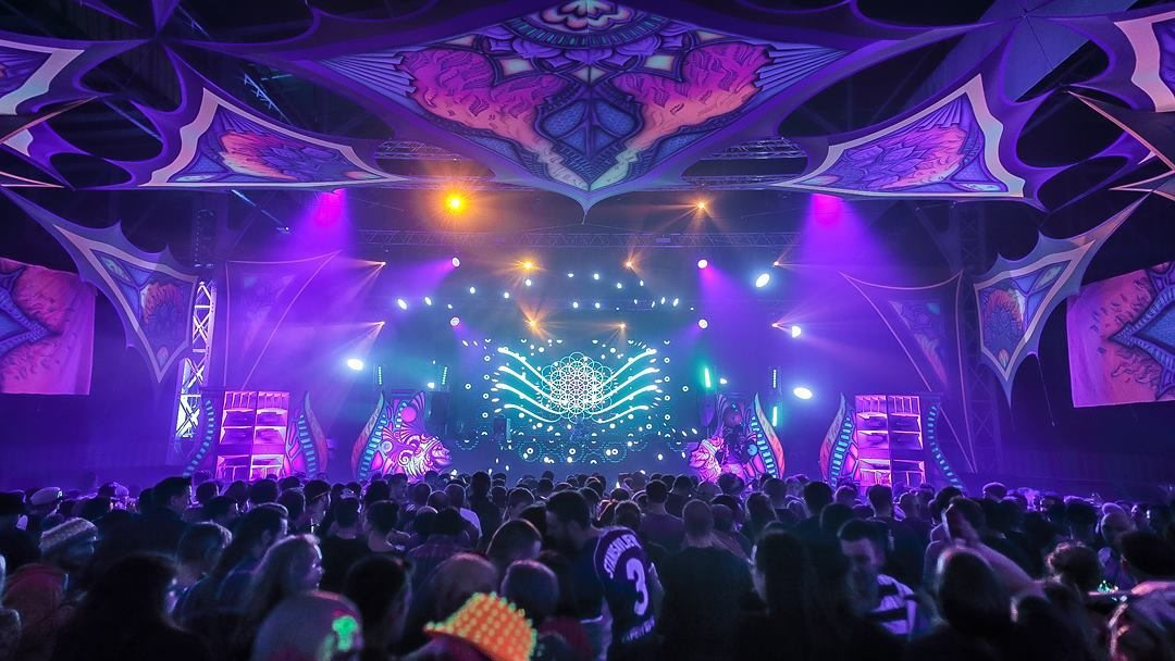 COSMIC FLOW 2019 - Psychedelic New Year 31 Dec '18, 22:00