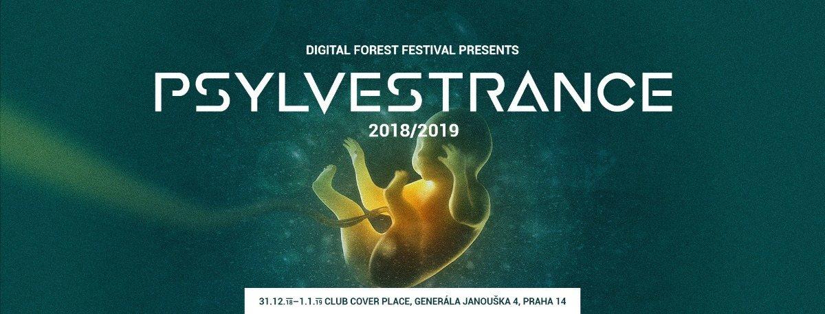 Digital Forest Festival presents Psylvestrance 2018/2019 31 Dec '18, 20:00