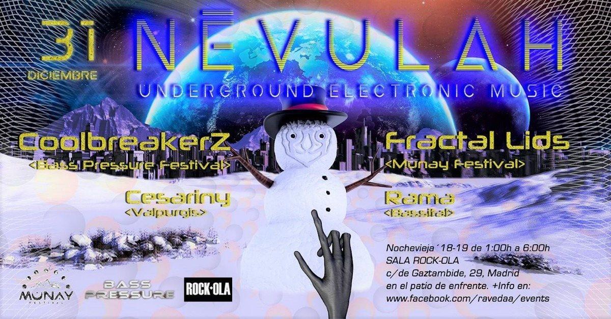 Fiesta Névulah Next 31:12 31 Dec '18, 23:30