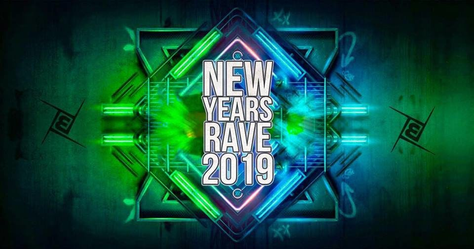 NEW YEARS RAVE 2019 31 Dec '18, 22:00