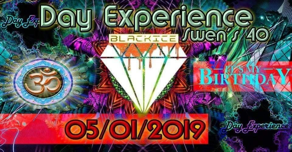 Day Experience Swen's 40 5 Jan '19, 23:00