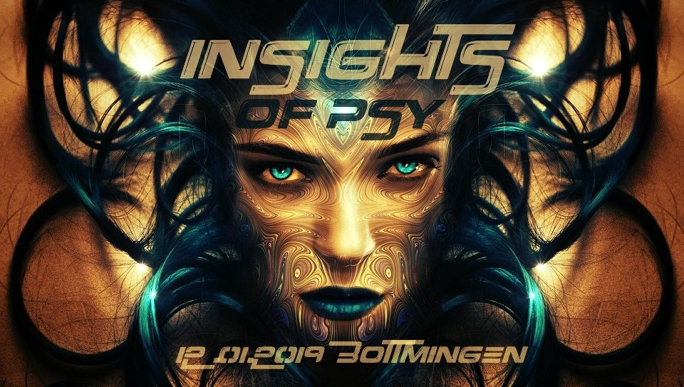 Insights of Psy - Part two 12 Jan '19, 22:00