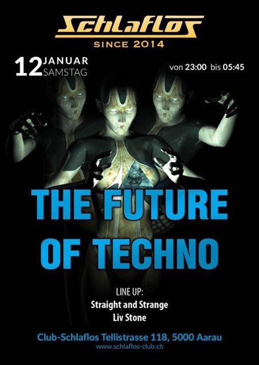 The Future of Techno 12 Jan '19, 23:00