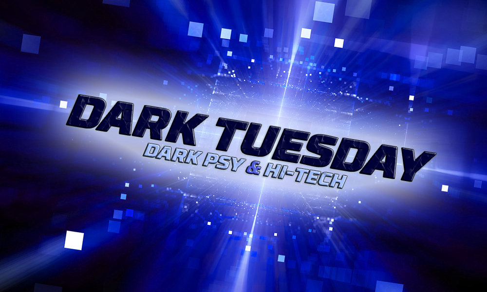 Dark Tuesday 15 Jan '19, 23:00