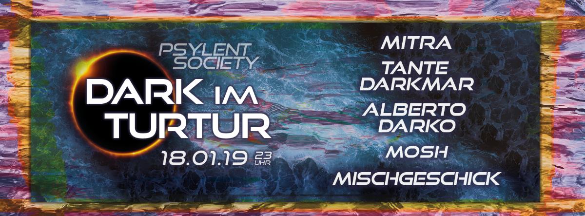 Dark im TurTur #2 18 Jan '19, 22:00