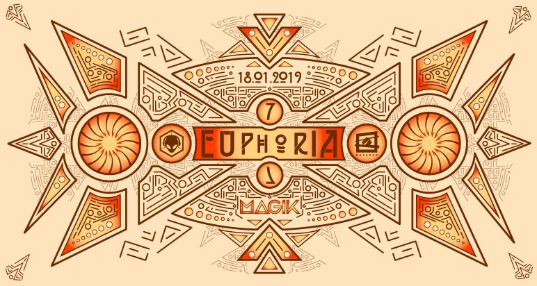 Euphoria #7 w/ Magik (Nano Records) 18 Jan '19, 23:30