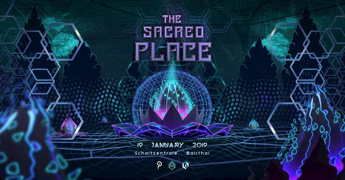 The Sacred Place 19 Jan '19, 22:00