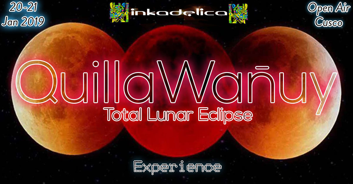 Total Lunar Eclipse 20 Jan '19, 18:00