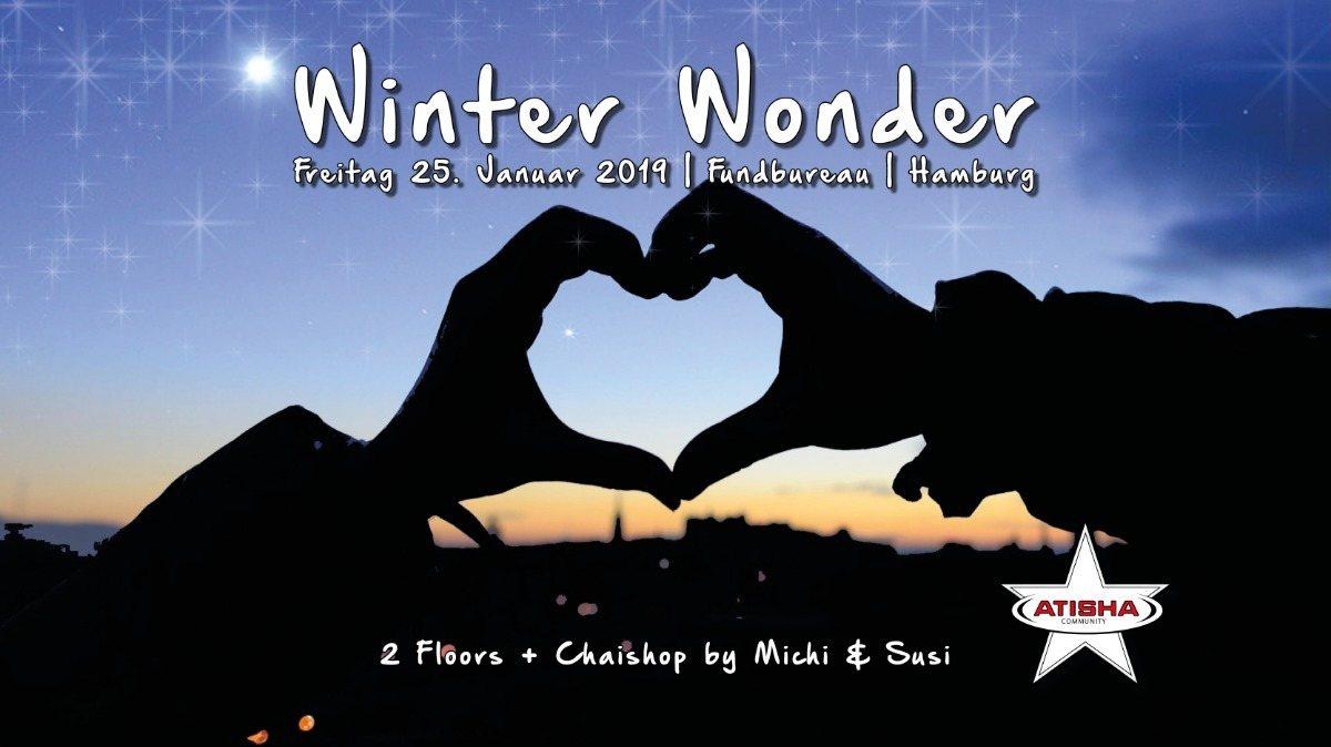 Atisha: Winter Wonder (TranceDance Special) 25 Jan '19, 22:00