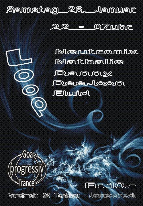 Proggi Goa Night 26 Jan '19, 22:00