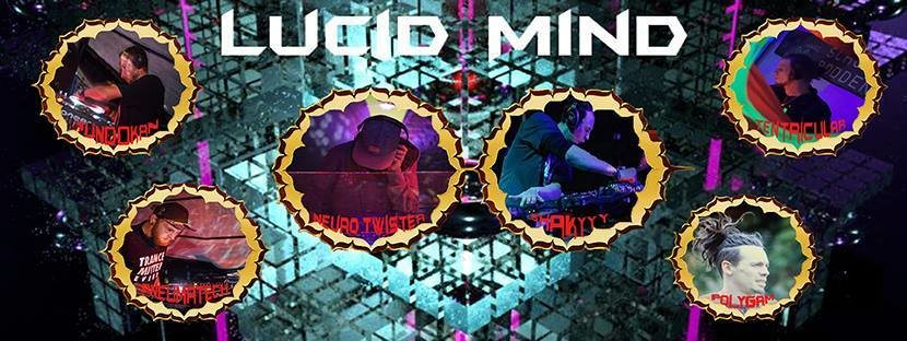 Lucid Mind feiert 2 Jahre 1 Feb '19, 23:00