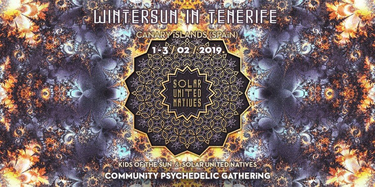 WinterSUN in Tenerife 2019 1 Feb '19, 18:00