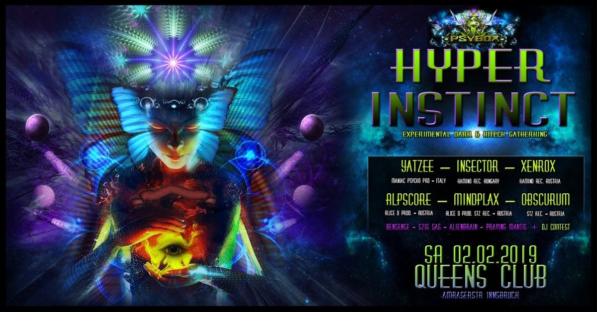 Psybox - Hyper Instinct 2 Feb '19, 22:00
