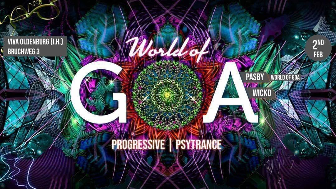 World of GOA 2 Feb '19, 22:00