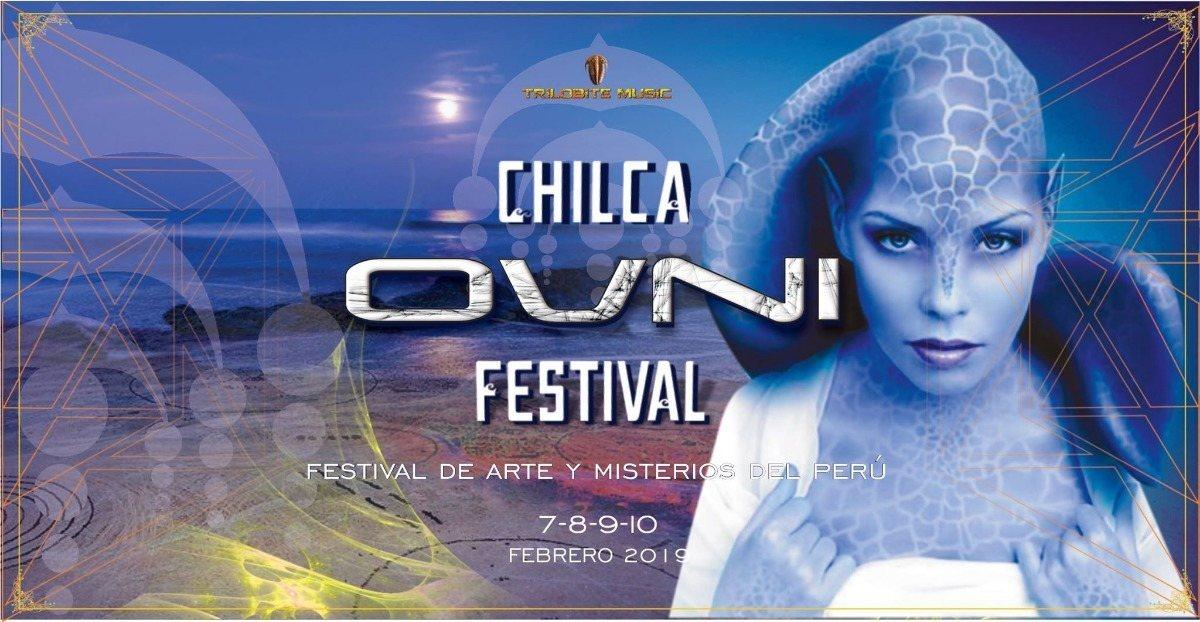 Chilca OVNI Festival 2019❀ Tercera Edición❀ 7 Feb '19, 18:00