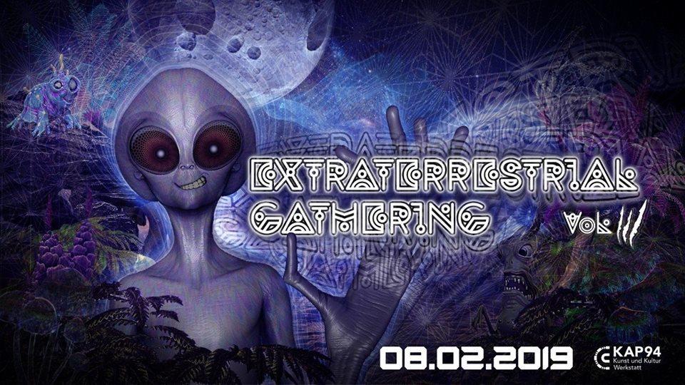 Extraterrestrial Gathering No. 3 8 Feb '19, 21:30