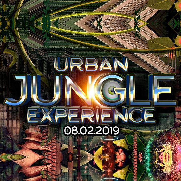 Urban Jungle Experience 8 Feb '19, 23:00