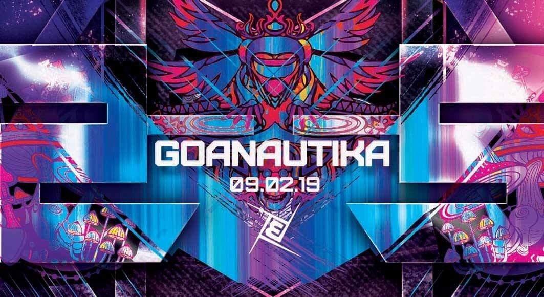 Goanautika /w.Klopfgeister 9 Feb '19, 23:00