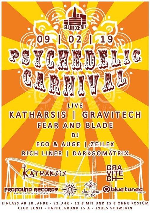 Shamatha Psychedelic Carnival 9 Feb '19, 22:00