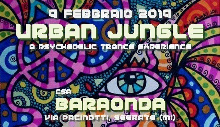 Urban Jungle - Indoor party 9 Feb '19, 22:30