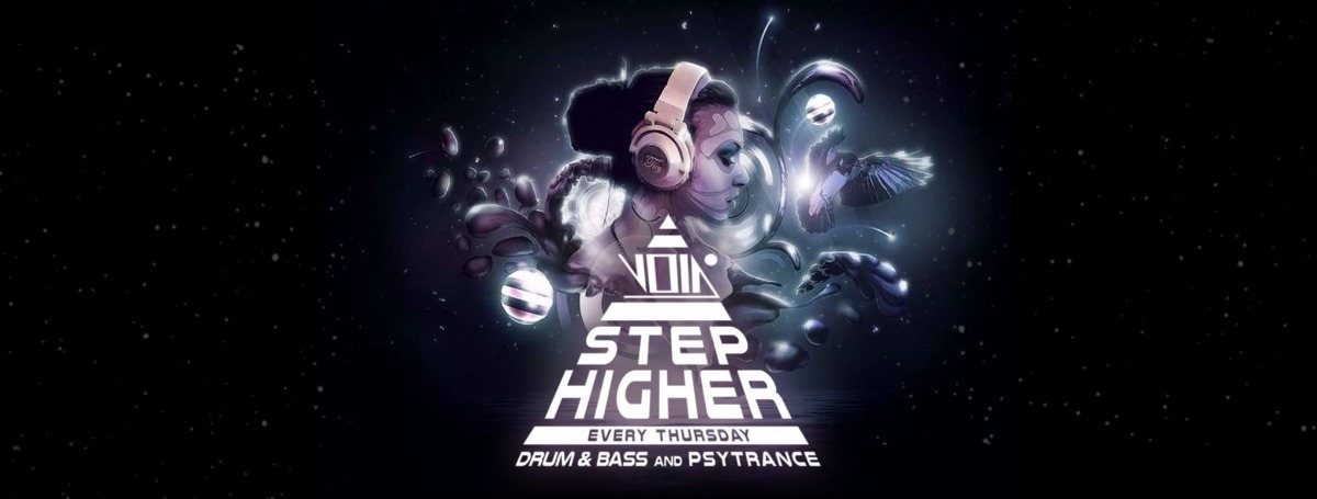 Step higher (Valentine's Day) 14 Feb '19, 23:00