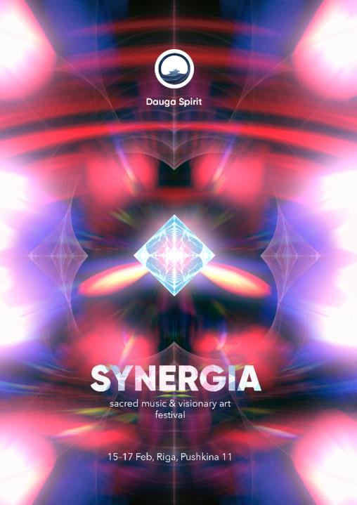 Dauga Spirit: Synergia 15 Feb '19, 22:00