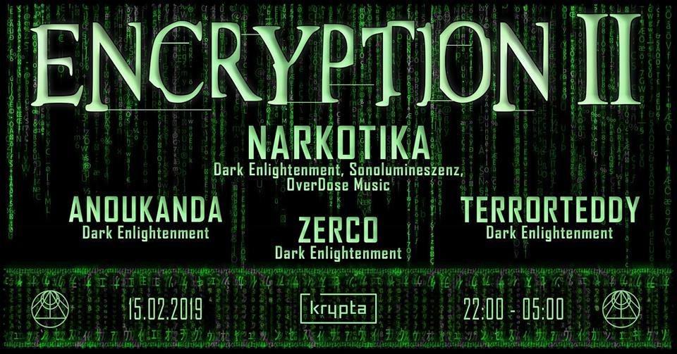 Encryption II 15 Feb '19, 22:00