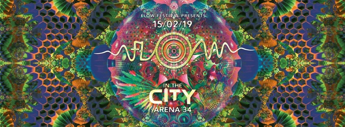 FLOW in the CITY 2019 15 Feb '19, 22:00