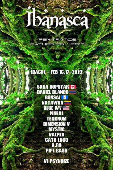 Ibanasca Psy Rave 16 Feb '19, 12:00