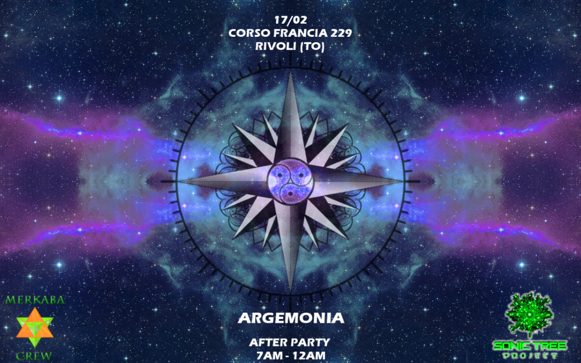 ☾ Argemonia AfterParty ☽ 17 Feb '19, 07:00