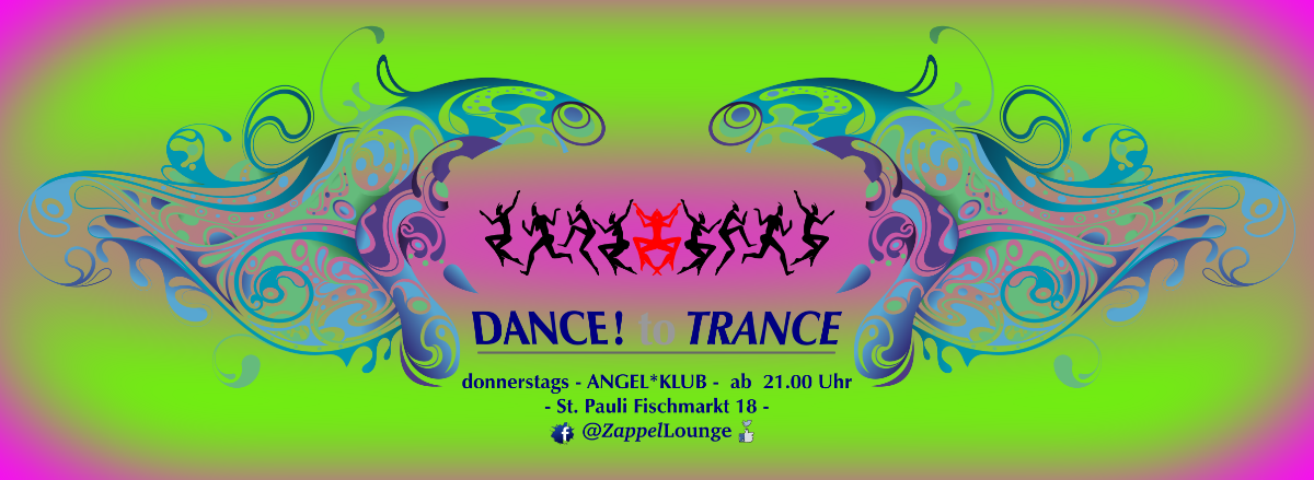 DANCE to TRANCE 21 Feb '19, 21:00