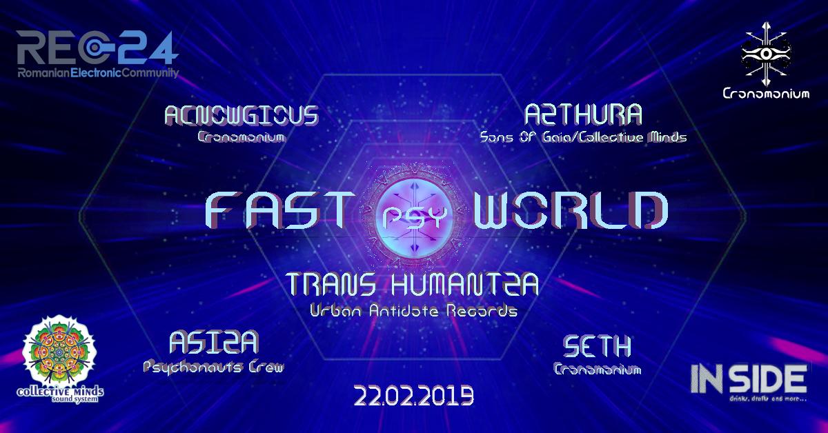 Fast Psy World 22 Feb '19, 22:00