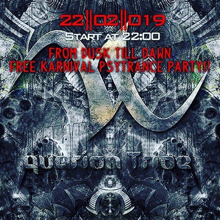From Dusk till Dawn/ Free Karnival Party 22 Feb '19, 22:00