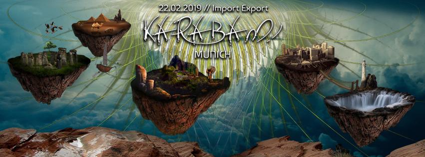 Karabam! - opening - 22 Feb '19, 22:00