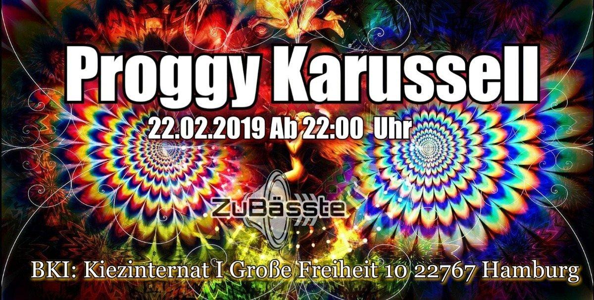 Proggy Karussel Part 2 22 Feb '19, 22:00