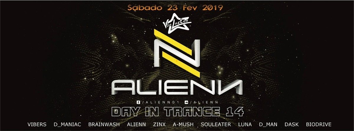 Alienn Day in Trance 14 23 Feb '19, 23:30