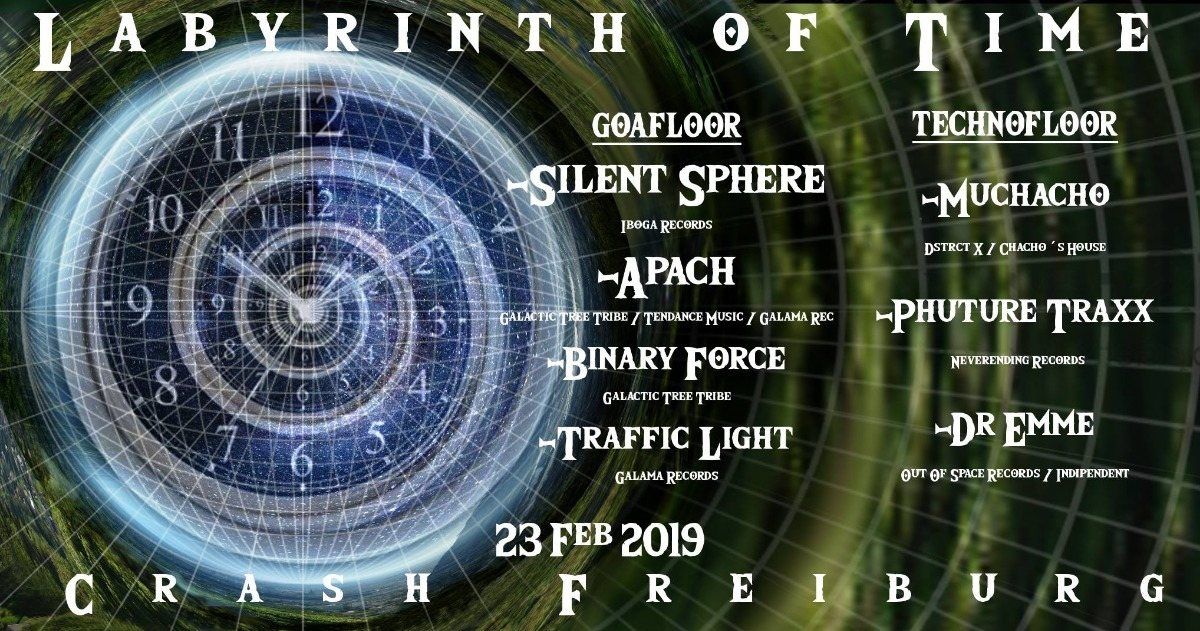 Labyrinth of Time 23 Feb '19, 22:00